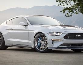Ford Mustang Lithium dùng động cơ điện, hộp số sàn và sức mạnh 900 mã lực