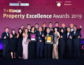 Gamuda Gardens nhận giải thưởng tại The Edge Malaysia Property Excellence Awards 2019