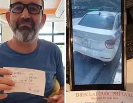 """Hà Nội: """"Kết đắng"""" cho tài xế taxi dù chặt chém khách Tây"""