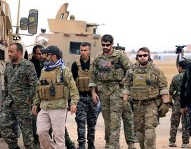 """Mỹ có thể xây 2 căn cứ quân sự lớn gần """"vựa dầu mỏ"""" Syria"""