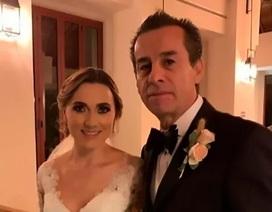 Cựu thị trưởng Mexico gây tranh cãi vì cưới con dâu