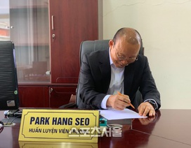 Báo Hàn Quốc tiết lộ mức lương mới trong hợp đồng của HLV Park Hang Seo