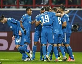 Thắng nghẹt thở phút 93, Juventus giành vé đi tiếp