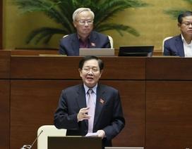 Bộ trưởng Nội vụ nhận khuyết điểm vì quy định đánh giá cán bộ 26 năm không sửa