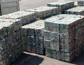 Bắt gần 100 tấn nhôm phế liệu xuất lậu qua cảng Cát Lái