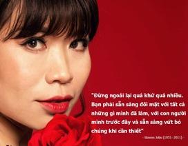 Chân dung diễn giả, MC Thi Thảo