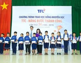 Cùng TTC nâng bước thành công