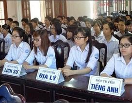 Lịch thi học sinh giỏi quốc gia năm 2019-2020