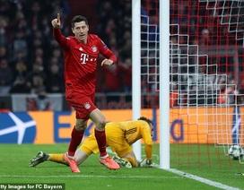 Lewandowski lập công, Bayern Munich giành vé đi tiếp ở Champions League