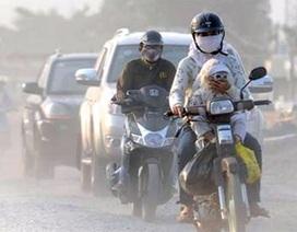 Ô nhiễm bụi mịn ở đô thị: Hà Nội cao nhất, Huế thấp nhất