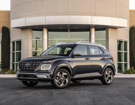Venue trở thành SUV rẻ nhất của Hyundai tại Mỹ