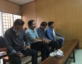 Nghệ Sỹ Hồng Tơ cùng đồng phạm hầu tòa