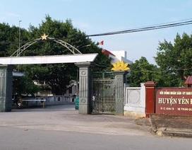 Vụ điều động, thuyên chuyển giáo viên ở Yên Định: Quá hạn thanh tra vẫn chưa có kết luận!