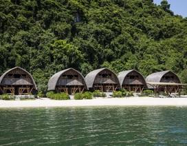 Công trình Castaway Island Resort trên đảo Cát Bà đoạt Giải Vàng Kiến trúc Châu Á