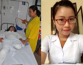Cô gái trẻ bị ô tô nghiến đứt chân đã trở thành nữ bác sĩ