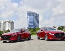 Bộ đôi hoàn toàn mới Mazda3 và Mazda3 Sport: Cạnh tranh không nằm ở giá