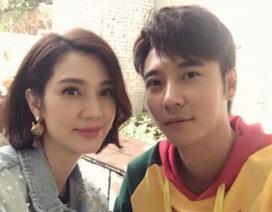Trương Đan Phong và Hồng Hân tình cảm ngọt ngào sau bê bối ngoại tình