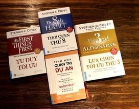 3 tác phẩm nổi tiếng của Stephen Covey bạn tuyệt đối không thể bỏ qua