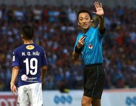 Trọng tài người Nhật điều khiển trận đội tuyển Việt Nam tiếp UAE