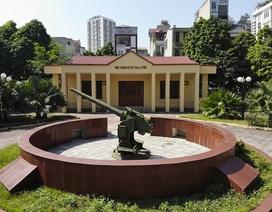 """Hà Nội: Sau 5 năm, Pháo đài Xuân Tảo có nguy cơ biến thành """"phế tích"""""""
