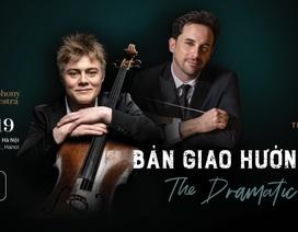 Nghệ sĩ cello tài năng của Đan Mạch Jonathan Swensen sẽ biểu diễn tại Việt Nam