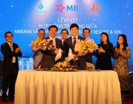 MBBank tài trợ vốn 838 tỷ đồng mở rộng khu nghỉ dưỡng 5 sao Cam Ranh Riviera Beach Resort & Spa
