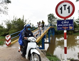 """Bất ngờ với chiếc cầu được xây nhờ vào """"tài sản"""" vô giá của người Tiền Giang"""