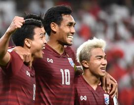 FIFA khen ngợi tuyển Thái Lan ngút trời trước trận gặp Việt Nam