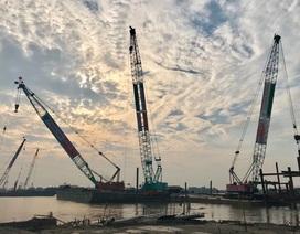 Dự án thủy lợi lớn nhất ĐBSCL cam kết về đích sớm trước hạn