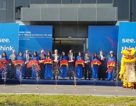 Khánh thành nhà máy ZF của Đức tại Hải Phòng - Sản xuất bộ trục xe cho VinFast