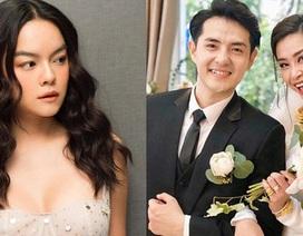 Phạm Quỳnh Anh bị thất lạc vali khi đi dự đám cưới Đông Nhi