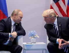 Tổng thống Trump có thể sang Nga dự duyệt binh Ngày Chiến Thắng