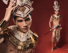 Nguyễn Văn Tuân đăng quang Nam Vương tại Mister Grand International 2019