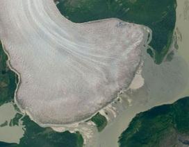 Sông băng dày nhất thế giới đang tan chảy