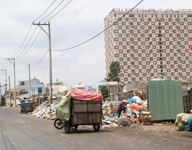 TPHCM: Đường dây rác dân lập thu gom hơn 5.000 tấn rác mỗi ngày
