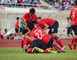 Thắng hủy diệt 6-0, U19 Lào giành vé tham dự giải U19 châu Á
