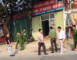 Ra Hà Nội dự đám cưới, nam thanh niên bị chém nhầm tử vong