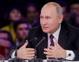 Tổng thống Putin tiết lộ lĩnh vực ông muốn Nga dẫn đầu thế giới