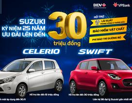 Cơ hội vàng sở hữu ô tô trước tết với ưu đãi hấp dẫn từ Suzuki