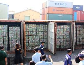 Liên tục phát hiện hàng hóa xuất nhập khẩu gian lận thuế hàng tỷ đồng