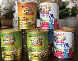 """Traphaco """"lấn sân"""", chính thức phân phối dòng sữa New Zealand Gold tại Việt Nam"""