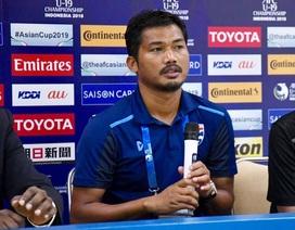 Đội nhà bị loại, HLV U19 Thái Lan nhận sai và xin từ chức