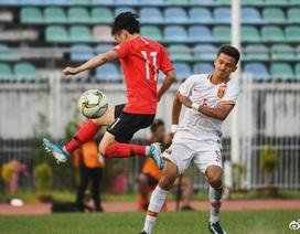 """Báo Trung Quốc """"tủi thân"""" vì đội nhà kém cả... U19 Lào"""