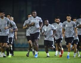 UAE tập nặng gấp đôi trước ngày đấu tuyển Việt Nam
