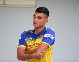 """Trung vệ Lê Văn Đại: """"Tuyển Việt Nam sẵn sàng cho trận gặp UAE"""""""