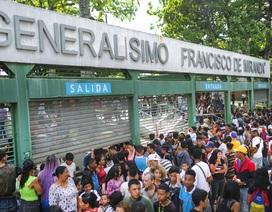 Venezuela tăng lương tối thiểu 275% để đối phó siêu lạm phát