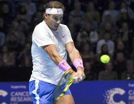 ATP Finals: Nadal, Medvedev đều nhận thất bại