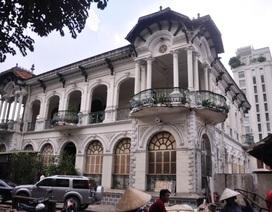 TPHCM khó bảo tồn di sản kiến trúc vì áp lực... thị trường