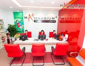 Hệ thống trung tâm Toán Tư duy Mathnasium trở thành thương hiệu nhượng quyền hàng đầu tại Mỹ