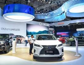 Gia đình Lexus RX ra mắt phiên bản mới tại Việt Nam: Cam kết vươn tới sự hoàn hảo